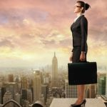 Mujeres con éxito profesional