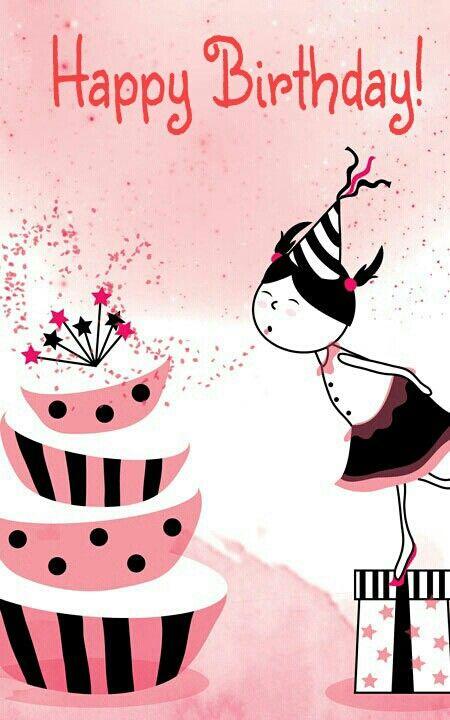 Happy Birthday to you. Feliz cumpleaños