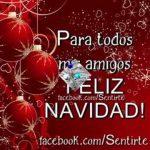 Para todos mis Amigos ¡Feliz Navidad!