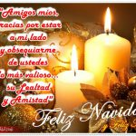 ¡Feliz Navidad, mis amados amigos!