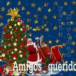 Amigos Queridos. Feliz Navidad