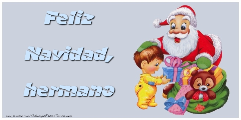 Ya se acerca la Navidad y las casas empiezan a ser decoradas víctimas del tierno espíritu Navideño que las invade. Dejemos que esa calidez invada nuestros corazones y pongámosles fin a esas viejas discusiones. ¡Feliz Navidad hermanito!