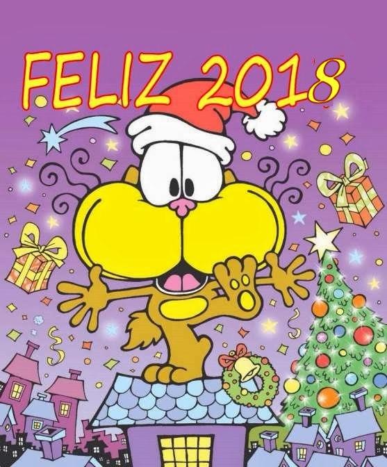Este año tampoco me han crecido alas para ir al cielo, pero tengo palabras para decir ¡Te quiero! ¡Feliz Año Nuevo 2018!.