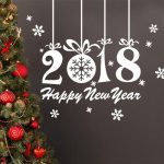 Para una Navidad alegre y espumosa bébete una botella de gaseosa. Si quieres que el 2018 sea un guateque, entonces bébete un whiskete. Feliz Año 2018.