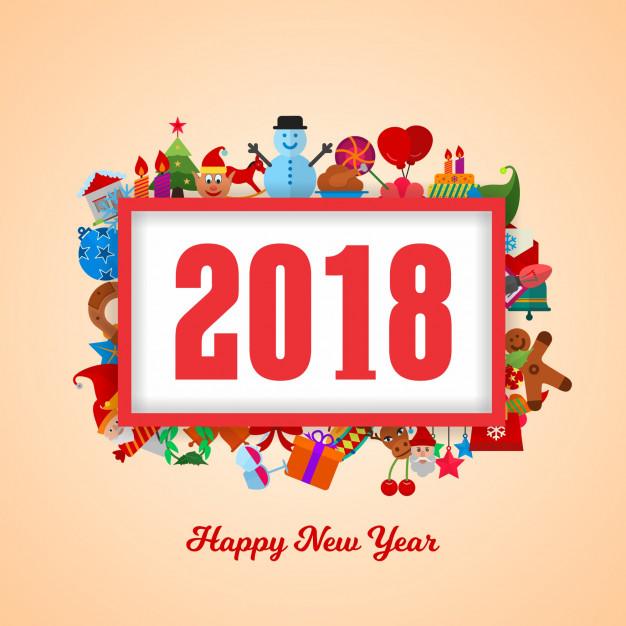 Que en el 2018 se metan en tu casa Paz, Consuelo y Esperanza… serás muy feliz con las tres. Y nada de Amor que ese es un tío. ¡Feliz Año Nuevo!.