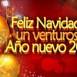 Feliz Navidad y un Venturoso Año Nuevo 2018