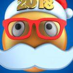 Feliz Navidad y Feliz Año Nuevo 2018