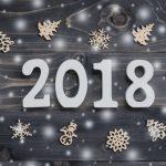 Feliz Navidad y Próspero Año Nuevo 2018