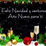 Feliz Navidad y Venturoso Año Nuevo