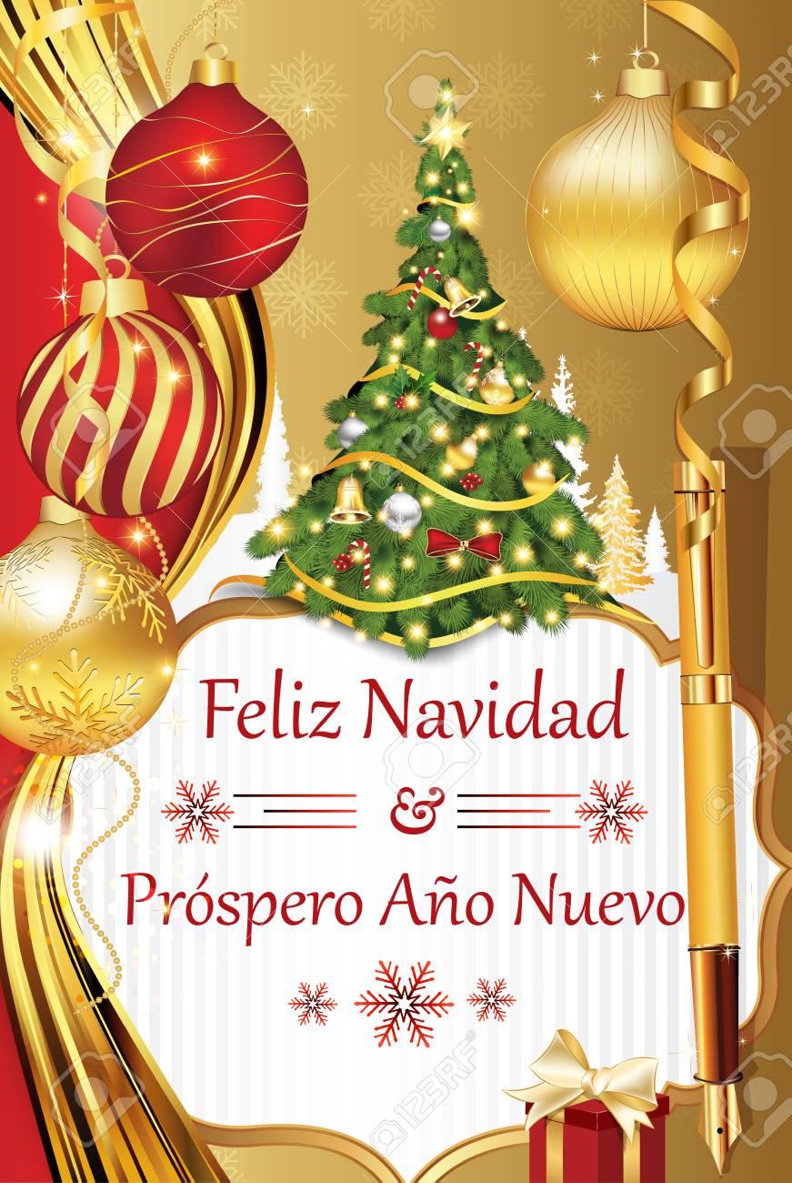 Muchas felicidades en esta Navidad, que tus proyectos se concreten exitosamente y que el Nuevo Año te colme de muchas buenas bendiciones. Feliz Navidad y Próspero Año Nuevo.