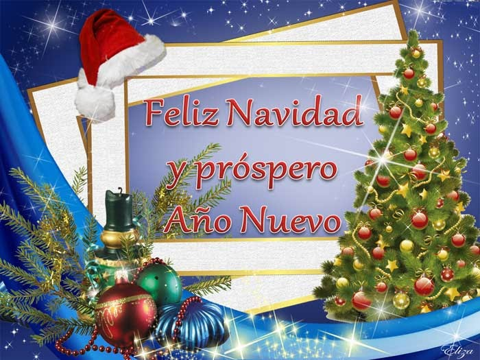 Mientras exista un corazón tocado por Dios, la Navidad prevalecerá tan blanca y dulce, que podrá tocar al mundo entero. Feliz Navidad y Próspero Año Nuevo.