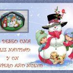 Os deseo una Feliz Navidad y un Próspero Año Nuevo