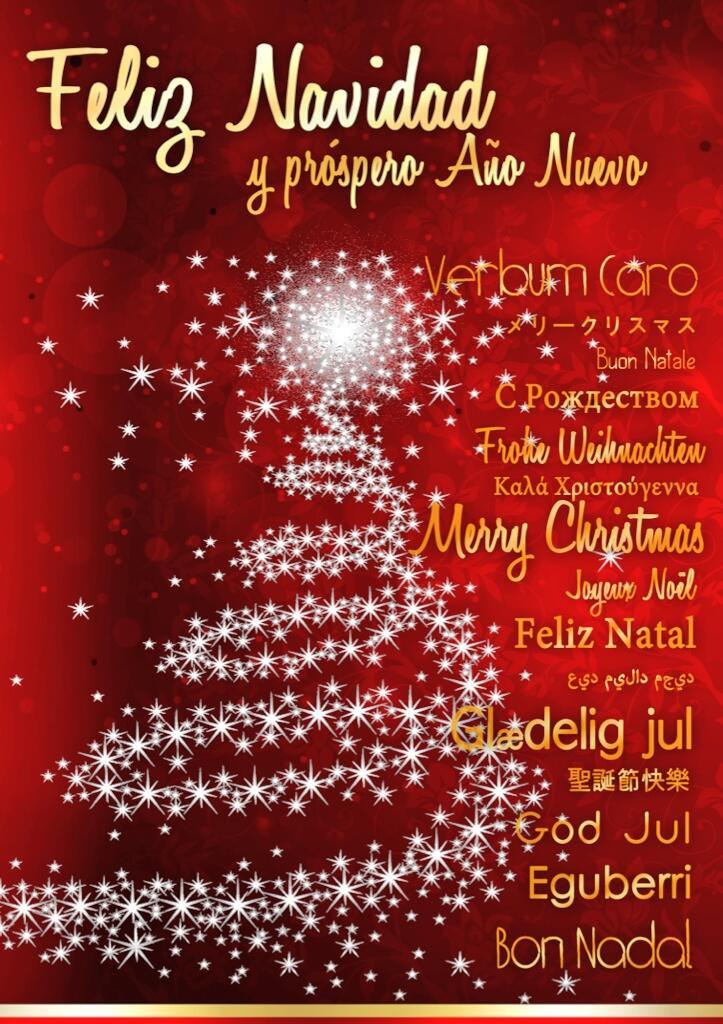 ¡Aprieta fuerte! Has recibido un gran abrazo a distancia y los deseos de una Feliz Navidad. Feliz Navidad y Próspero Año Nuevo.