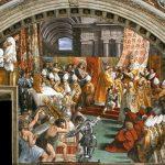 Coronación de Carlo Magno