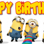Feliz Cumpleaños en la Distancia
