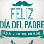 ¡¡¡Feliz día del padre. Para el mejor papá del Mundo!!!