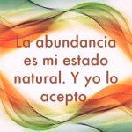 La abundancia es mi estado natural