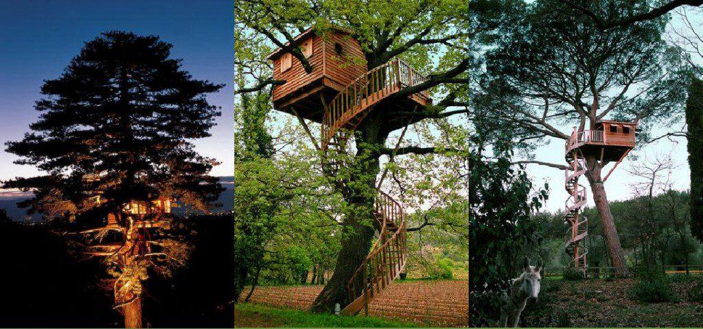 La casa del árbol ¿quién no ha soñado con una de niño?
