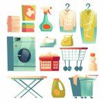 Los símbolos de lavado