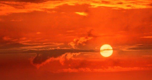 El sol, alimento para nuestro cuerpo