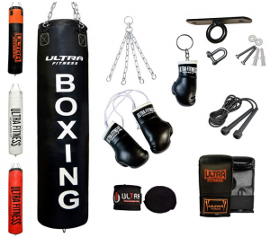 This boxing set from ULTRA FITNESS