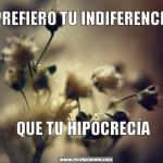 Hipocrecía
