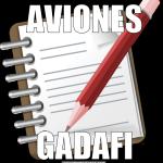 Meme de usuario Las tropas de gadafi