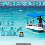Meme de usuario tODAS LAS COSAS SON LECCIONES QUE dIOS QUIERE QUE YO APRENDA