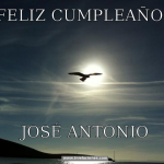 ¡Feliz Cumpleaños! José Antonio